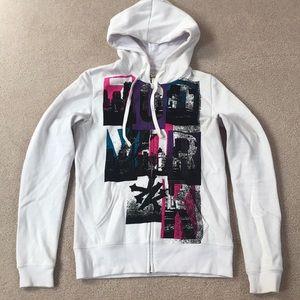 Zoo York full zip sweatshirt hoodie